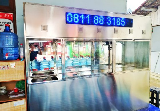 Paket Depot Air Minum Murah berkualitas